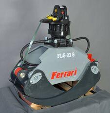 FERRARI Holzgreifer FLG 23 XS + Rotator FR55 F autodizalica