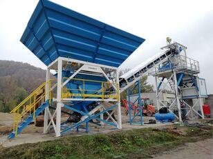 nova PROMAX محطة خلط الخرسانة المدمجة C60-SNG-PLUS (60 م 3 / ساعة) betonara