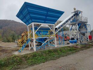 nova PROMAX Compact Concrete Batching Plant C60-SNG-PLUS (60m3/h) betonara