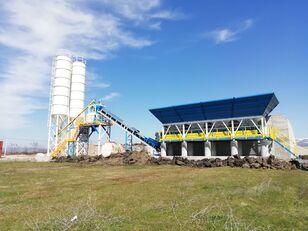 nova PROMAX Impianto di Betonaggio Compatto PROMAX C60-SNG-LINE (60m³/h) betonara