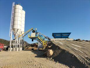 nova PROMAX Mobile Concrete Batching Plant PROMAX M60-SNG(60m³/h) betonara