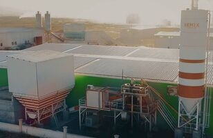 nova SEMIX Stationary 100 STATIONARY CONCRETE BATCHING PLANTS 100m³/h betonara