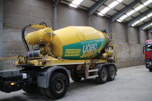 LIEBHERR BETON MIXER HTM 1004 ZA - 10 M³ betonska mješalica