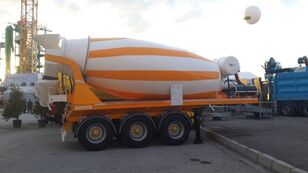 novi SEMIX betonska mješalica