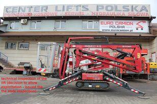 HINOWA Goldlift 1470 - 14 m oil&steel octopussy 1412, cte, teupen, omme hidraulična zglobna platforma