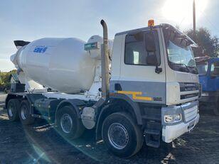 DAF CF в Лизинг kamion s mješalicom za beton