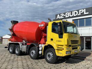 IVECO Trakker kamion s mješalicom za beton