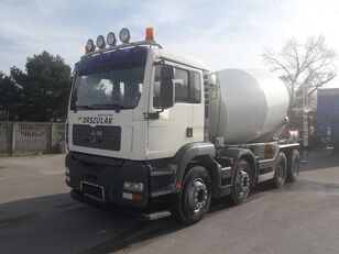 Liebherr  na šasiji MAN TGA-32.410 , 8X4 Liebher kamion s mješalicom za beton