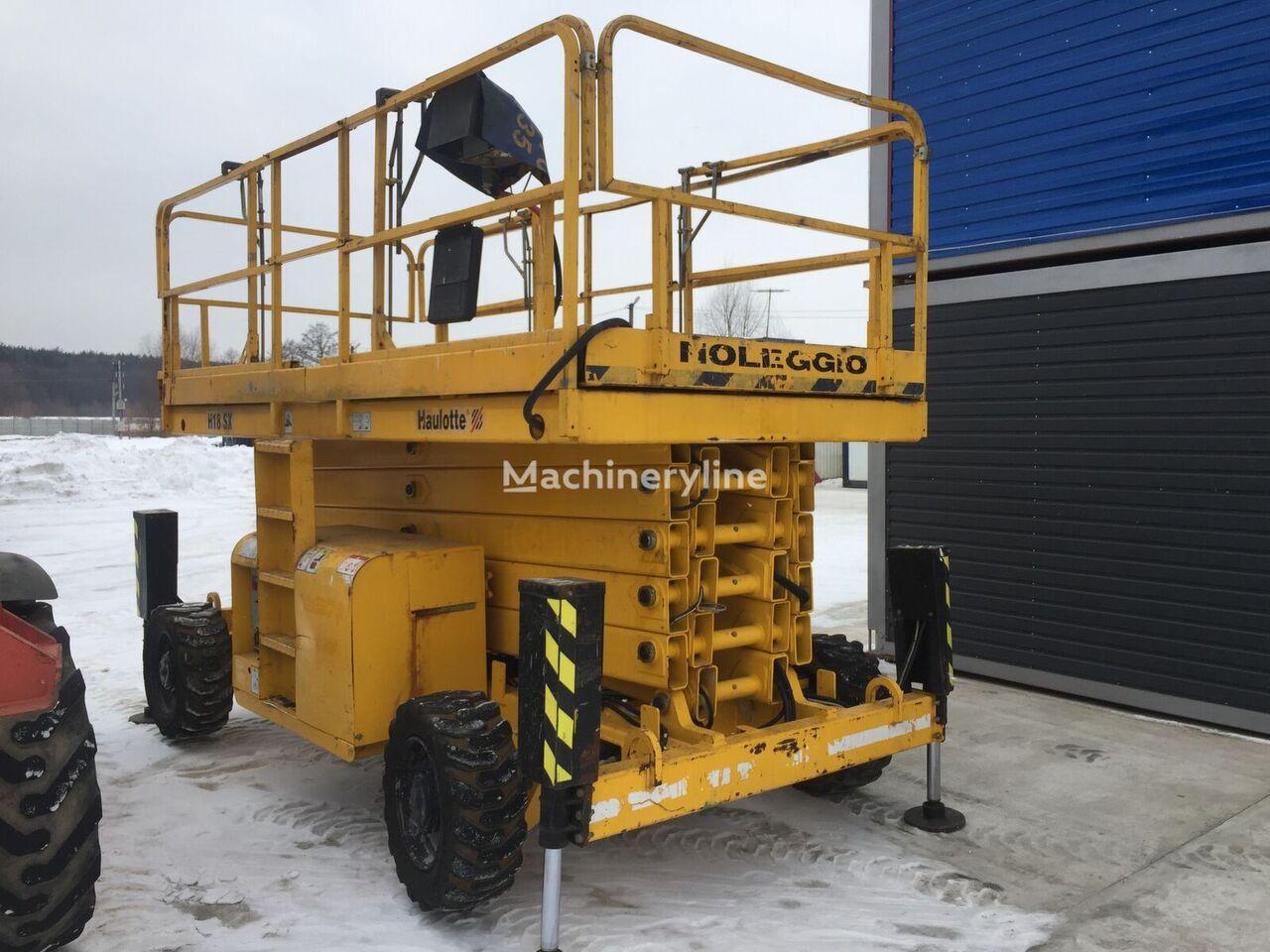 HAULOTTE H18SX makazasta platforma