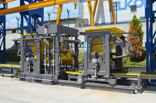 nova ELKON ELKOBLOCK-36S FULLY AUTOMATIC SINGLE LAYER Concrete Block Machin oprema za proizvodnju betonskih blokova