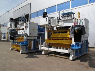 nova SUMAB E-6 (2000 blocks/hour) Movable block machine oprema za proizvodnju betonskih blokova