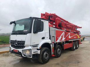 nova KCP 46m - AROCS 4143 8x4/4 - Mercedes-Benz - NUEVO - pumpa za beton