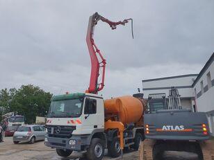 Cifa 28m+9m3 na šasiji MERCEDES-BENZ Actros 3244 8x4 CIFA 28m+9m3 mixer-pump, very nice pump pumpa za beton