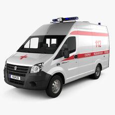 novo GAZ B TYPE GAZelle NEXT AMBULANCE WİTH FULL EQUİPMENT vozilo hitne pomoći