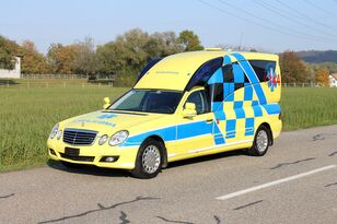 MERCEDES-BENZ E280 hochlang BINZ vozilo hitne pomoći