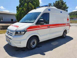 novo VOLKSWAGEN CRAFTER AMBULANCE vozilo hitne pomoći