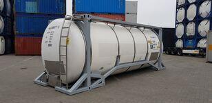 KLAESER Танк-контейнер 20 футовый 26 м. куб. rezervoar-kontejner 20 stopa